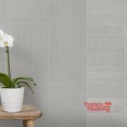 PVC ламперия VILO Silver Decor Tiles