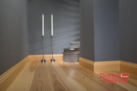 дървени подови первази