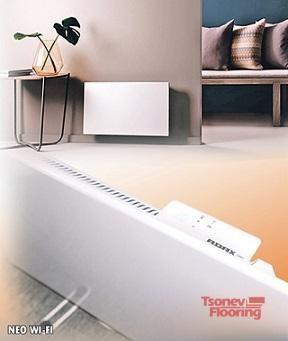 Adax отопление Wi-Fi