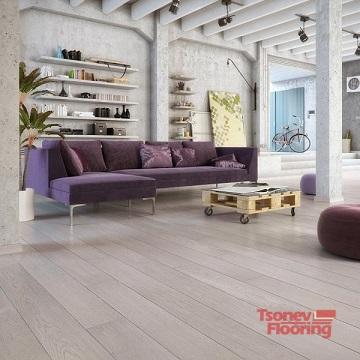 Трислойни паркети Barlinek - уют и комфорт за всеки дом