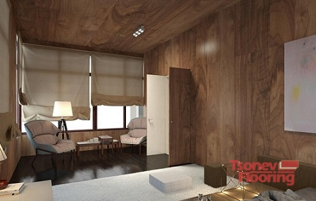 дървени стенни панели за вътрешна декорация
