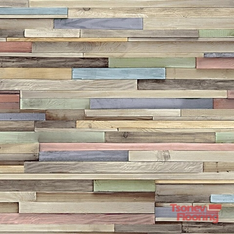 PVC ламперия VILO-Colour Wood