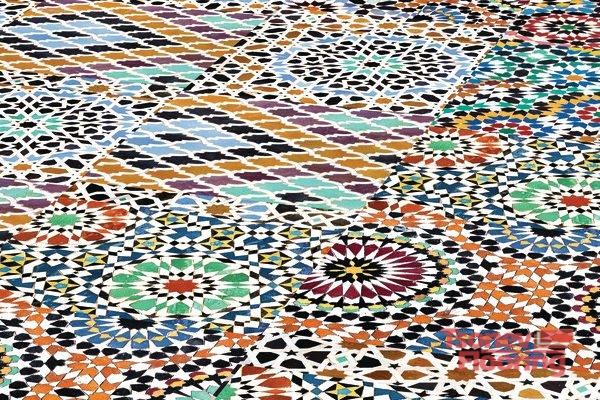 Ламиниран паркет Kronotex Mosaic Q001