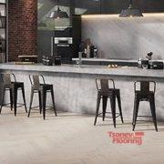 Естествен трислоен паркет Barlinek Cappuccino Herringbone