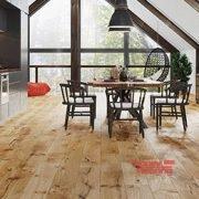Естествен трислоен паркет Barlinek Oak Intence