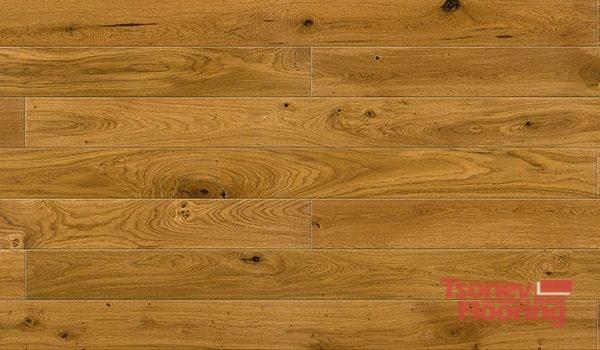 Естествен трислоен паркет Barlinek Oak Jaspis Piccolo