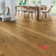 Barrel brown oak oiled CAS3897