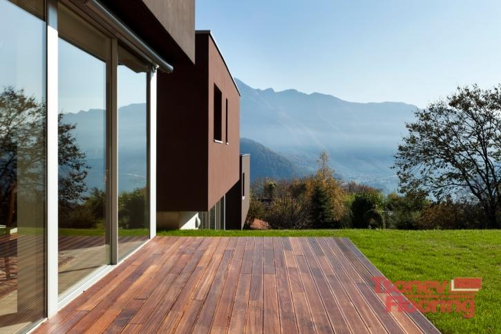 Tsonev Flooring-Декинг от масивна дървесина